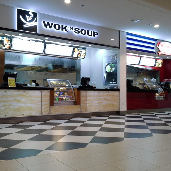 Wok and Soup