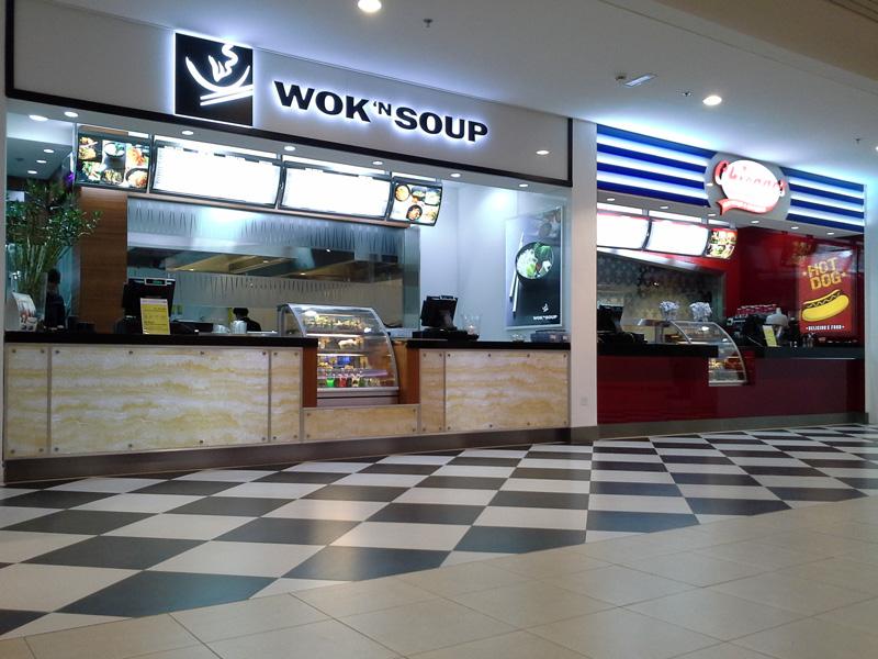 Wok and Soup